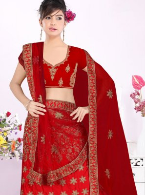 Sequins Trendy Lehenga Choli