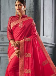Silk Ceremonial Designer Saree