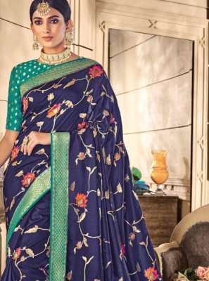 Silk Ceremonial Silk Saree