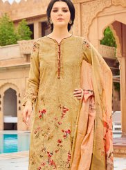 Silk Party Designer Palazzo Salwar Suit