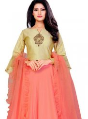 Silk Party Trendy Designer Lehenga Choli