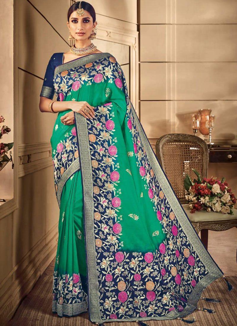 Silk Weaving Classic Saree