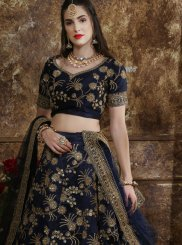 Silk Wedding Designer Lehenga Choli