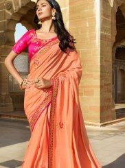 Silk Wedding Designer Saree