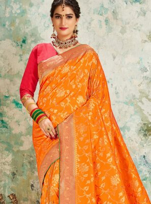 Silk Wedding Trendy Saree