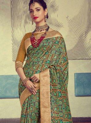 Tamannaah Bhatia Art Silk Traditional Saree