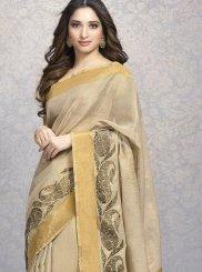 Tamannaah Bhatia Embroidered Designer Saree