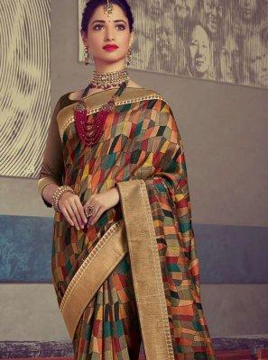 Tamannaah Bhatia Traditional Saree