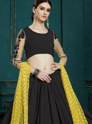 Thread Work Trendy Lehenga Choli