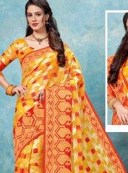 Tissue Ceremonial Classic Designer Saree