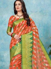 Tissue Woven Designer Traditional Saree