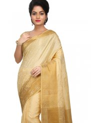 Traditional Designer Saree For Ceremonial