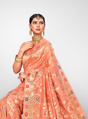 Traditional Designer Saree For Wedding