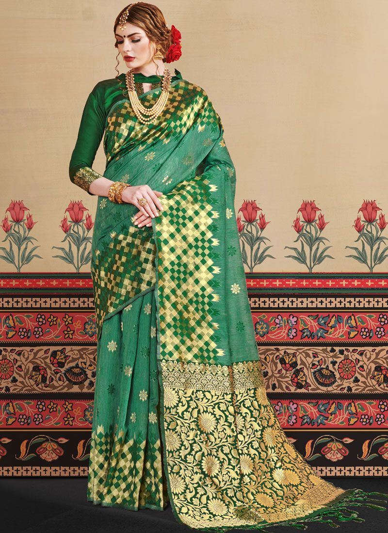 Traditional Saree For Wedding