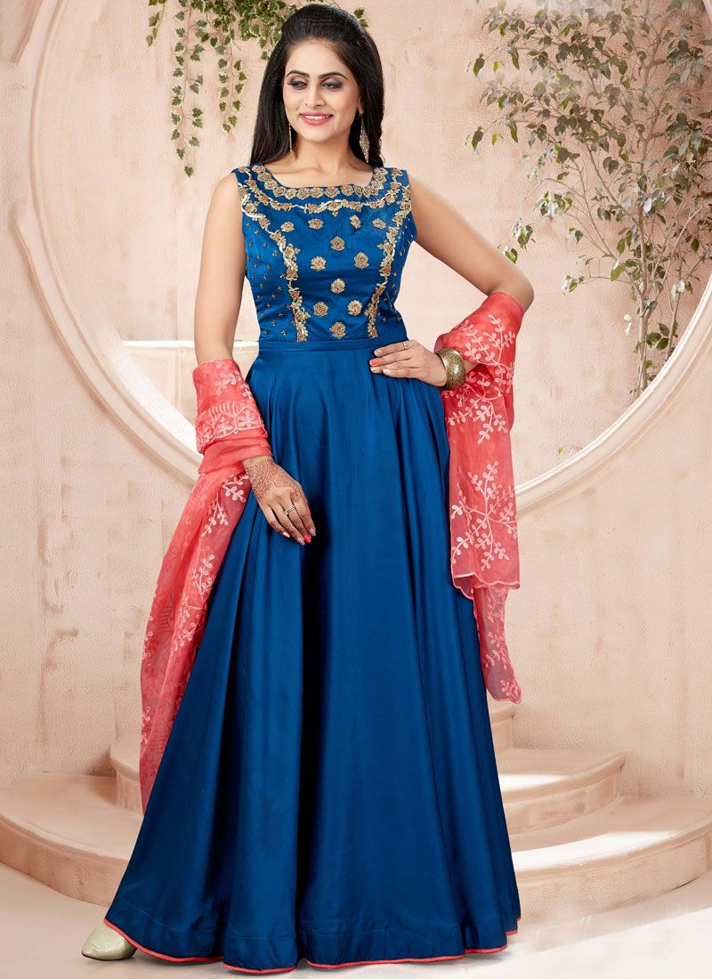 Trendy Gown For Wedding