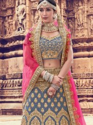 Trendy Lehenga Choli For Reception