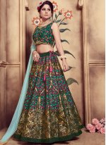 Trendy Lehenga Choli For Sangeet