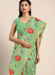 Trendy Saree For Mehndi