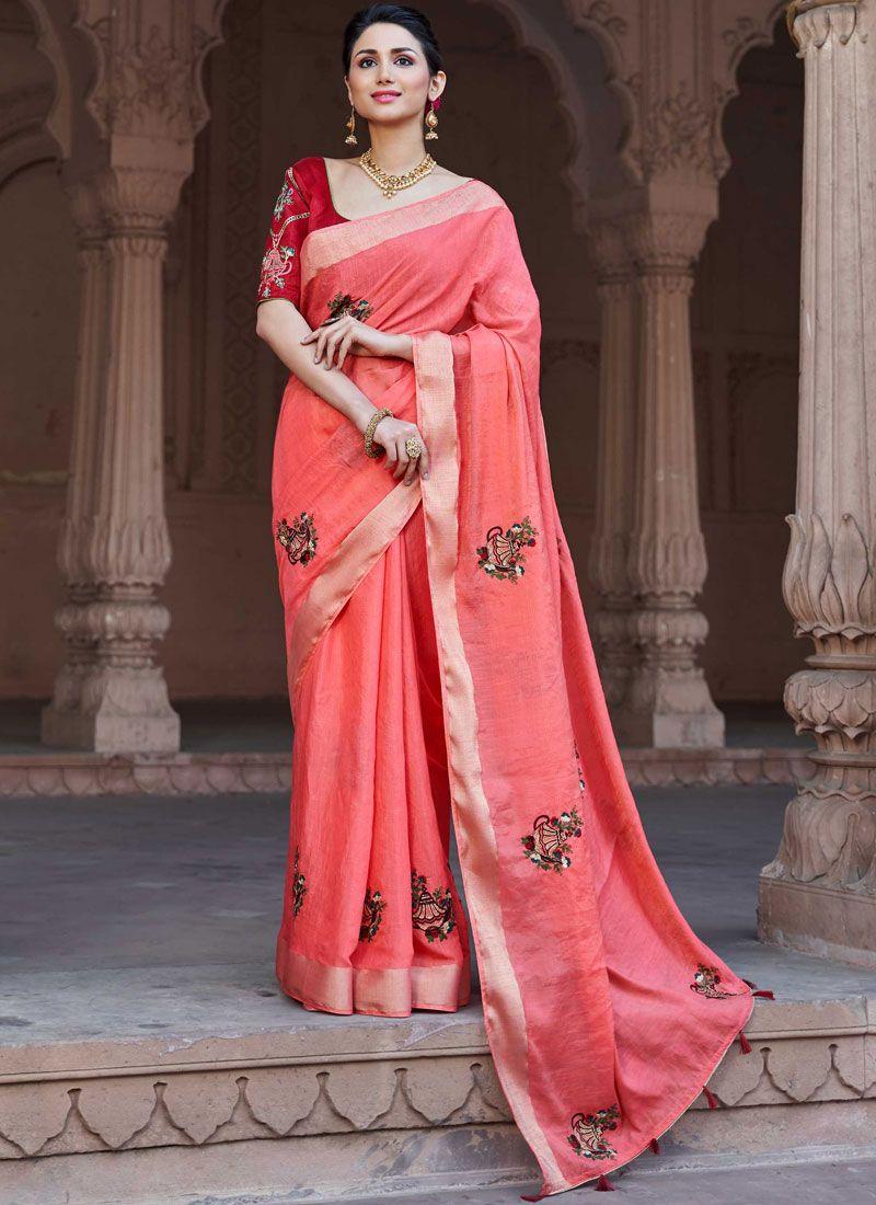 Viscose Classic Designer Saree