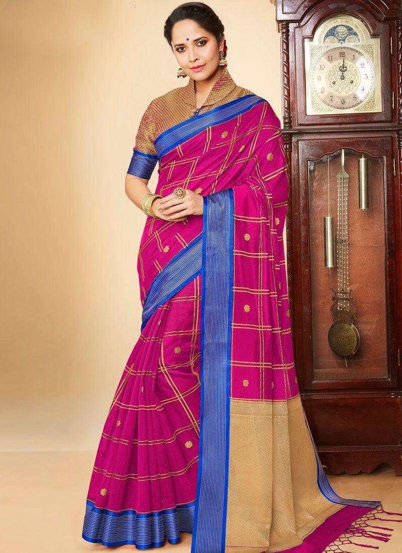 Weaving Banarasi Silk Classic Saree