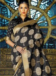 Weaving Ceremonial Designer Saree