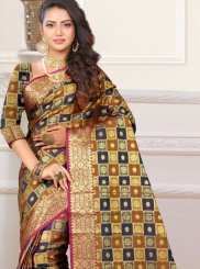 Weaving Classic Designer Saree