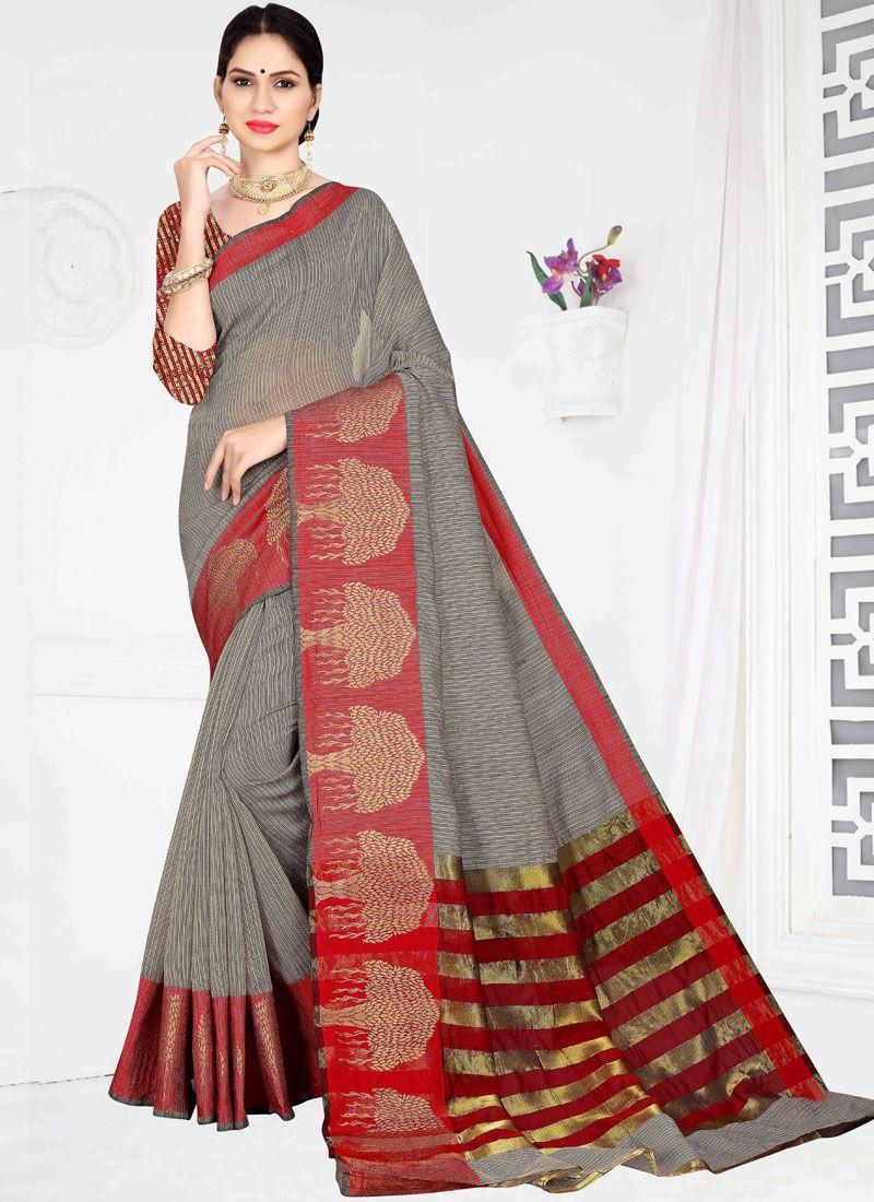 Weaving Festival Casual Saree