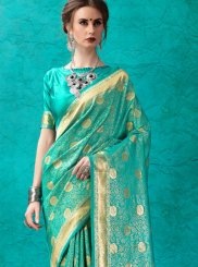Weaving Festival Designer Saree