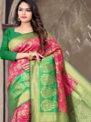 Weaving Festival Designer Traditional Saree