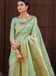 Weaving Festival Traditional Designer Saree