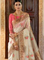 Weaving Multi Colour Art Silk Traditional Saree