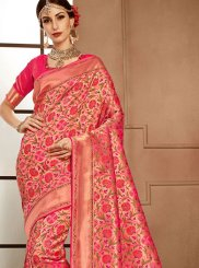 Weaving Reception Designer Bridal Sarees