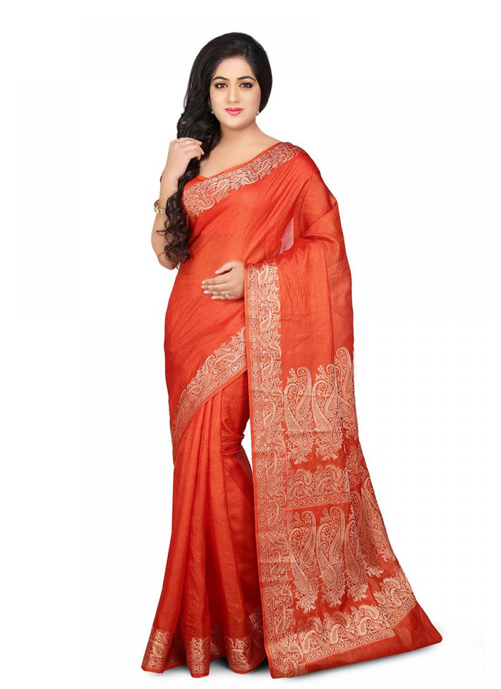 Weaving Reception Designer Traditional Saree