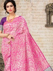Woven Art Silk Designer Traditional Saree