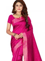 Woven Casual Trendy Saree