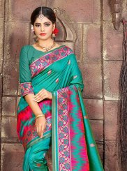 Woven Designer Traditional Saree