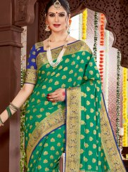 Woven Traditional Designer Saree