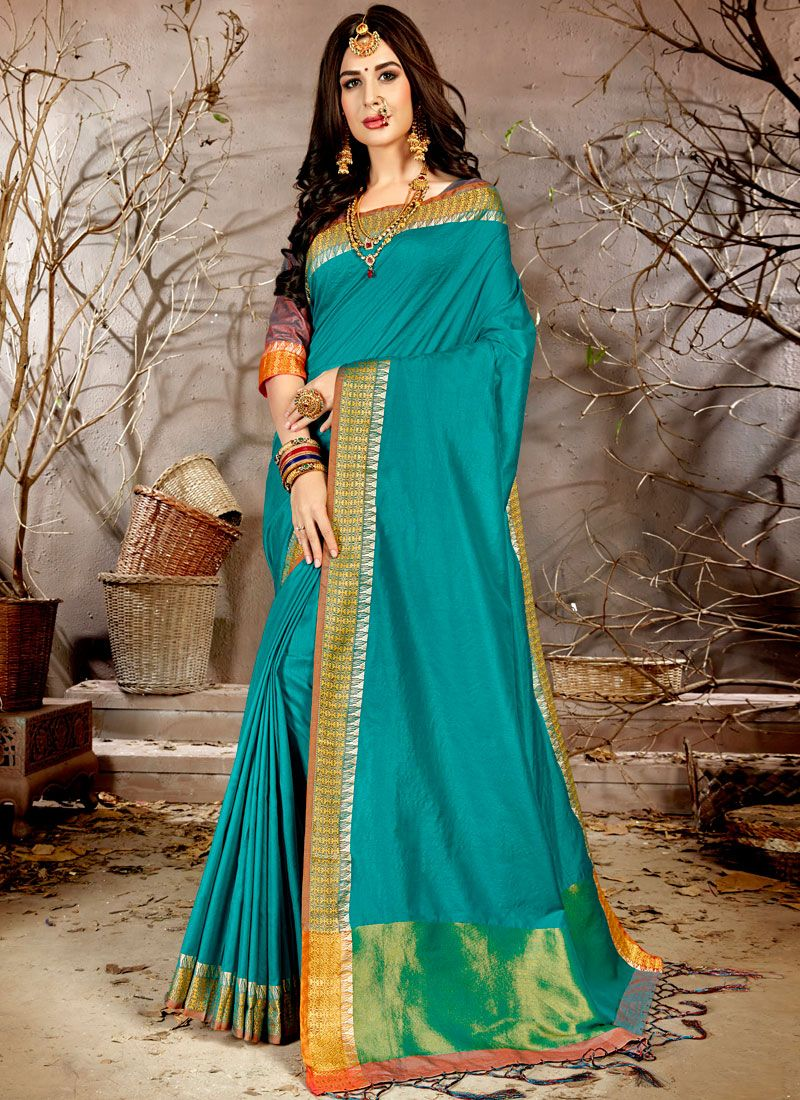Woven Traditional Saree