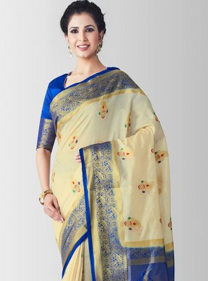 Zardosi Work Reception Designer Traditional Saree