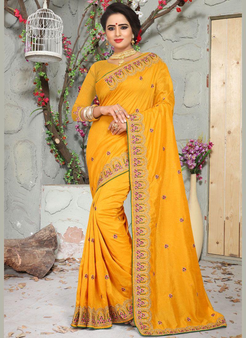 Zari Designer Traditional Saree