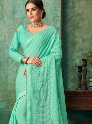 Zari Sangeet Traditional Saree