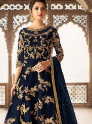 Zari Wedding Anarkali Suit