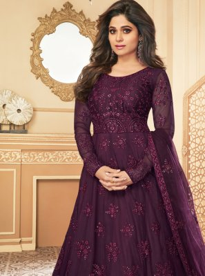Anarkali Salwar Suit For Wedding