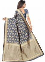Art Silk Weaving Casual Saree