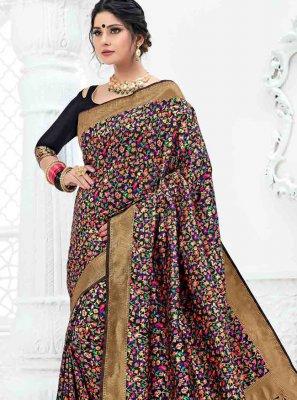 Art Silk Weaving Classic Designer Saree