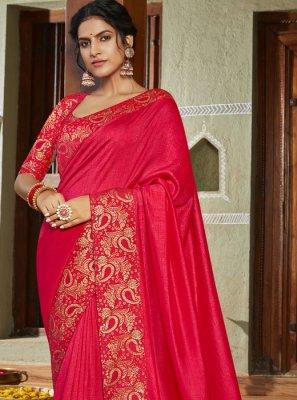 Art Silk Weaving Designer Saree