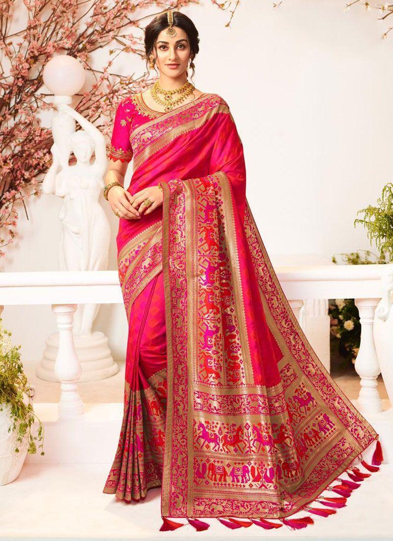 Banarasi Silk Party Classic Saree