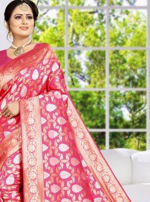 Banarasi Silk Reception Classic Saree