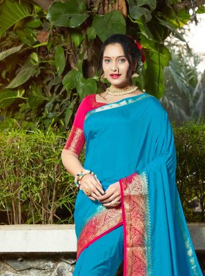 Banarasi Silk Weaving Silk Saree