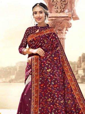 Banarasi Silk Wedding Classic Saree